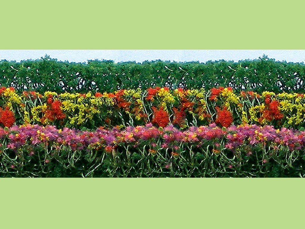 Flower Hedges Sceneryproducts